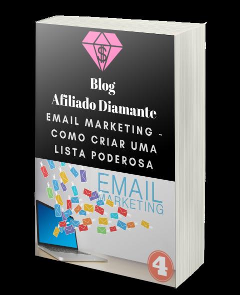Capa 01 PDF Email Marketing - Ebook - Negocio Online do Zero