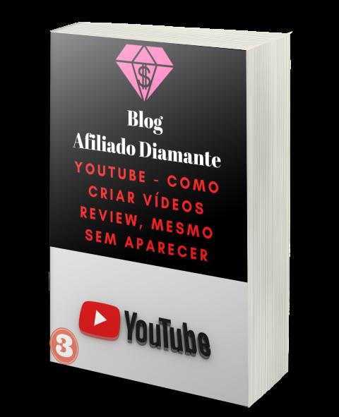 Capa 01 PDF Youtube Como Criar Vídeos Review - Ebook - Negocio Online do Zero